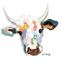 Vedesignart vaca favicon
