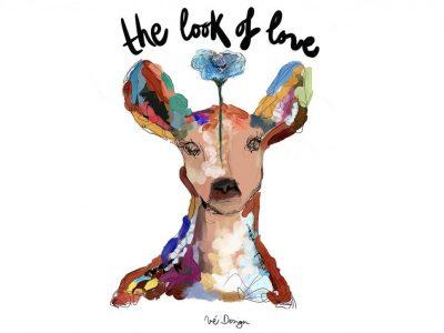 Lámina Vé Design The look of love