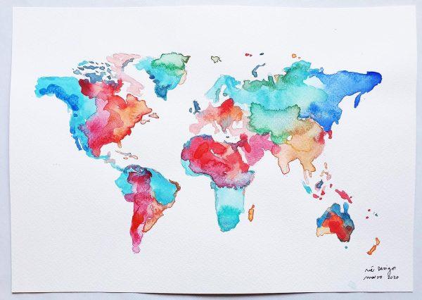 mapamundi colores 1
