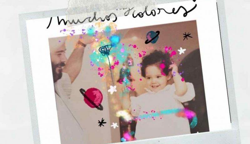 Foto con mi padre para explicar cómo comenzó mi marca personal