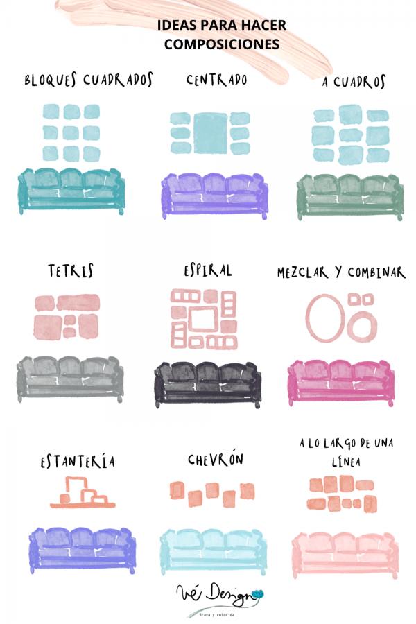 consejos para decorar con laminas 7