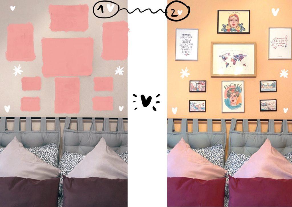 consejos para decorar con laminas 3